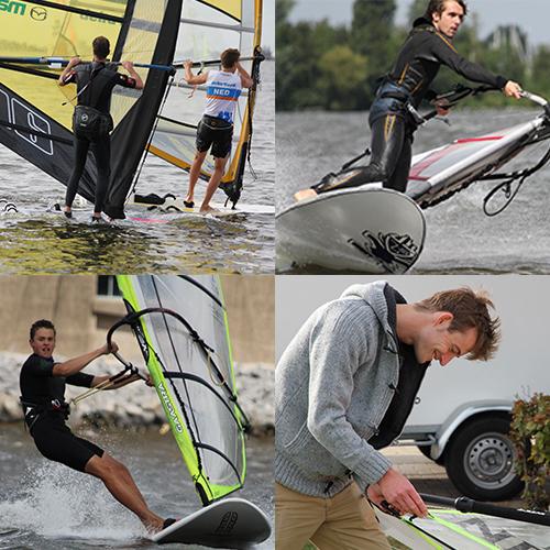 Surflessen gevorderden